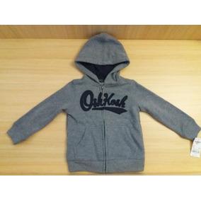 Sweater Con Capucha Cartes - Oshkosh, Importado, Talla 3,..
