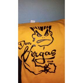 Playera Don Vrgs Club Serigrafia