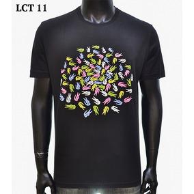 d11bcf9816a68 Camiseta Estampa Jacaré - Camisetas no Mercado Livre Brasil
