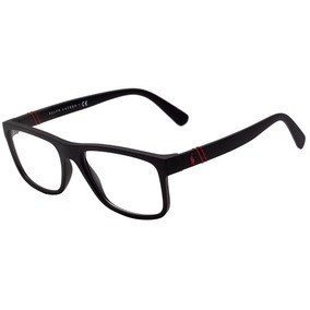0polo Ralph Lauren Ph 2184 - Óculos De Grau 5284 Preto Fosco b124f3a4bf