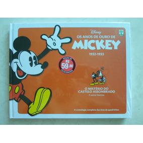 Os Anos De Ouro De Mickey O Mistério Do Castelo Assombrado