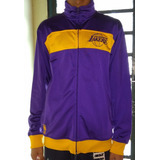 Jaqueta Los Angeles Lakers adidas Tamanho Gg Frete Grátis! 5bdc42199