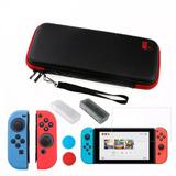 Pack Nintendo Switch (funda+vidrio+protectores+etc) Piura