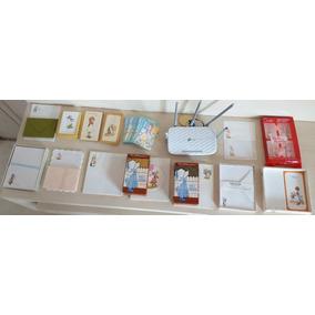 Lote 49 - 287 Itens Papel Papéis D Carta Holly Hobbie Lot 03