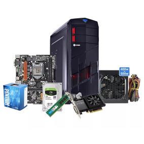 Cpu Pc Gamer Pentium 7g Hd 1tb 8gb Ddr4 Gt710 2gb +brinde