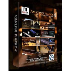 Amazing Pianos 4 Sample Line