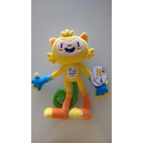 a9845f70e9 Pelucia Mascote Olimpiada - Brinquedos e Hobbies no Mercado Livre Brasil
