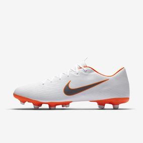 Chuteira Campo Nike Mercurial Vapor 12 Academy Masculina - Chuteiras ... 0a98cb3392735