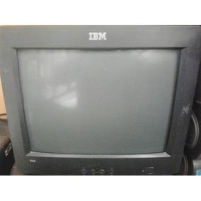 Monitores Para Computadora Ibm 15 Pulgadas En Negro Y Blanco