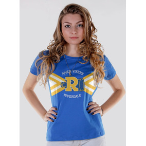 Camiseta Riverdale Logo Vixens Oficial Feminina