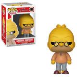 Funko Pop Television #499 The Simpsons Grampa Abuelo Nortoys