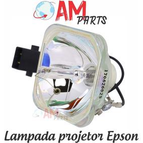 Lâmpada Projetor Epson X14 S12 W12 S8 S10 Elplp67 Kr85 Lp58