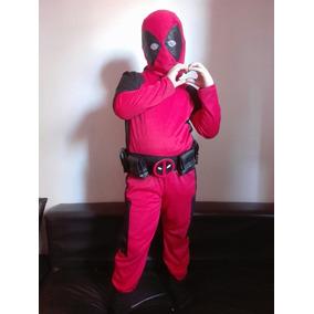 Disfraz De Deadpool Para Niños - Disfraces en Mercado Libre Argentina d7bfffb465ae