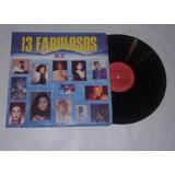 13 Fabulosos Vol32 Shakira Magia Alejandra Guzman/ Lp Sony