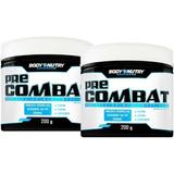 Pré Treino Pre Combat 400g (2 Potes De 200g)