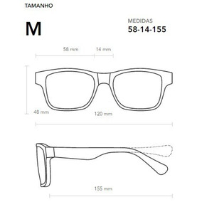 Óculos De Sol Rayban Aviador Rb3025l L0205 58 14 3n - Óculos no ... ec6d809571