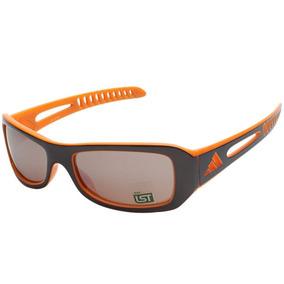 Oculos De Sol Masculino Original adidas Marrom Laranja Sport af94c5f0ef