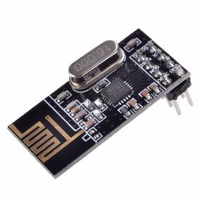 Modulo Wireless 2,4ghz Nrf24l01 Transceiver Rx Tx P/ Arduino