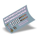 Adesivo Bike Mongoose - Iboc Comp