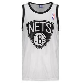 Camiseta Regata Joe Johnson Brooklyn Nets Nba Importada Rara ... b9ef5fcd3b5