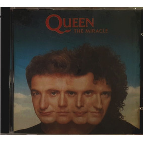 Cd Queen - The Miracle