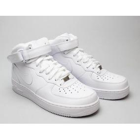 1b4d70d30a387 Tenis Cano Alto Sneaker Masculino Nike Air - Tênis no Mercado Livre ...