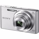 Cámara Sony Dsc W830 20.1mp Zoom Óptico De 8x Hd Original Pl
