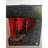 Nave Star Wars Serie Titanium - Kylo Ren
