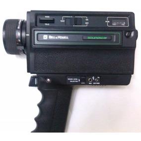 Cámara De Película 8mm. Bell & Howell Soundstar Filmosonic P
