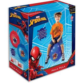 Pula Pula Spider-man Homem Aranha - Ref. 530 - Lider