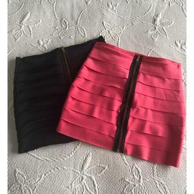 53dfd2750 Mini Faldas Tubo Lycra Y Cortas - Polleras de Mujer en Mercado Libre ...