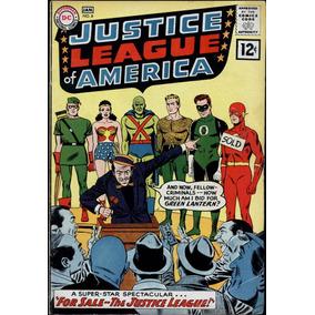 Justice League Of America #8 Jan De 1962 Dc 3.0 (importado)