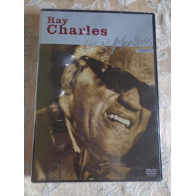 Dvd Ray Charles Live At Montreaux 1997