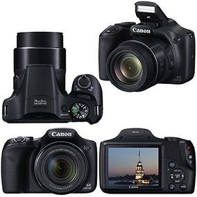Câmera Canon Sx530 Hs Zoom 50x Wi-fi + Bolsa+ Tripé+32gb