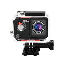 Câmera De Ação Xtrax Evo Kit Com 20 Acessórios, 12mp, Fi