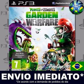Plants Vs Zombies Garden Warfare Ps3 Mídia Digital Psn Pt Br