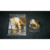 Last Of Us Completo Para Play Station 3,excelente Titulo