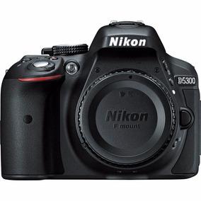 Câmera Nikon D5300 24.2mpixels (somente Corpo)