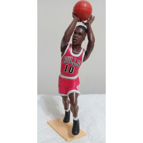 Boneco Nba - B. J. Armstrong Chicago Bulls - Starting Lineup