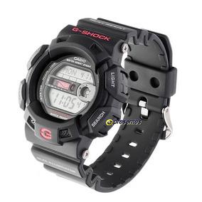 73f9e21a19f Relógio Casio G Shock Gulfman Azul G 9100 2dr Novo Na Caixa ...