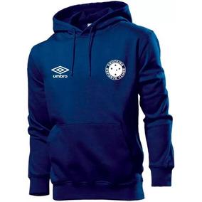 Blusa Moleton Canguru Cruzeiro Futebol Estampado dd7bb1ac3b0a6