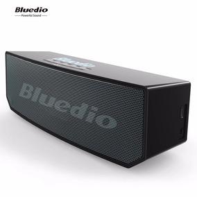 Bluedio Bs 6 Hurricane Caixa De Som Bluetooth 5.0 Original