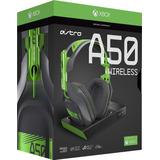 Audifonos Astro A50 Pc Xbox One Gamer Inalambricos Wireless