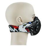 Mascara Anti-humo Para Bicicletas Motos Trecking Oso