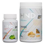 Shake Para Perda Peso + Chá Limão Hinode Termogênico