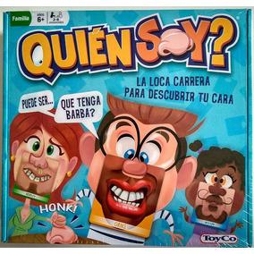 Juego Quien Soy Juegos De Mesa En Mercado Libre Argentina