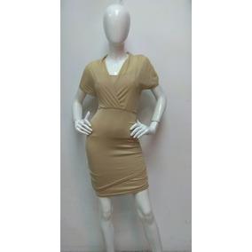 Vestidos modernos color beige