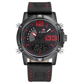 Relógio Masculino Naviforce Modelo 9095 Original C/ Garantia