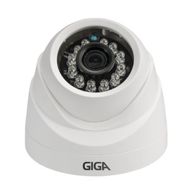 Câmera Segurança Giga Gs0011 Hd 720p Infravermelho 4 Em 1