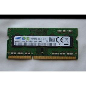 Memoria Samsung 4gb Laptop Ddr3 1600mhz Original Importada